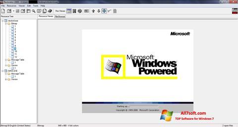 Ảnh chụp màn hình Restorator cho Windows 7