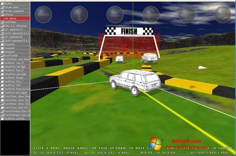 Ảnh chụp màn hình 3D Rad cho Windows 7