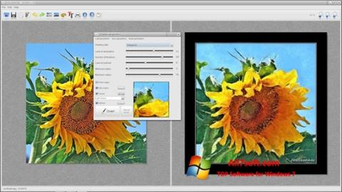 Ảnh chụp màn hình FotoSketcher cho Windows 7