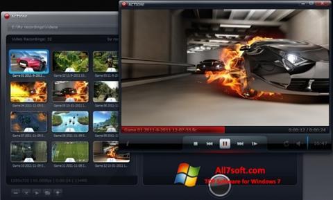 Ảnh chụp màn hình Action! cho Windows 7