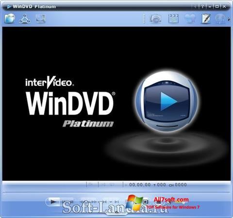 Ảnh chụp màn hình WinDVD cho Windows 7