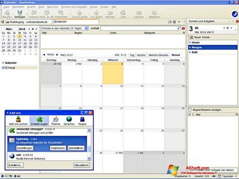 Tải xuống SeaMonkey cho Windows 7 (32/64 bit) Tiếng Việt